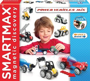 Smartmax Play Power Vehicles Mix
