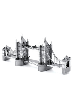 3D Metal World Tower Bridge 2 Sheets