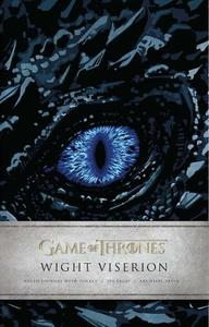 Game of Thrones: Wight Viserion Hardcover Ruled Journal