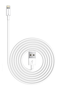 Kanex Lightning To Usb Cable 1.2M White