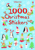 1000 Christmas Stickers