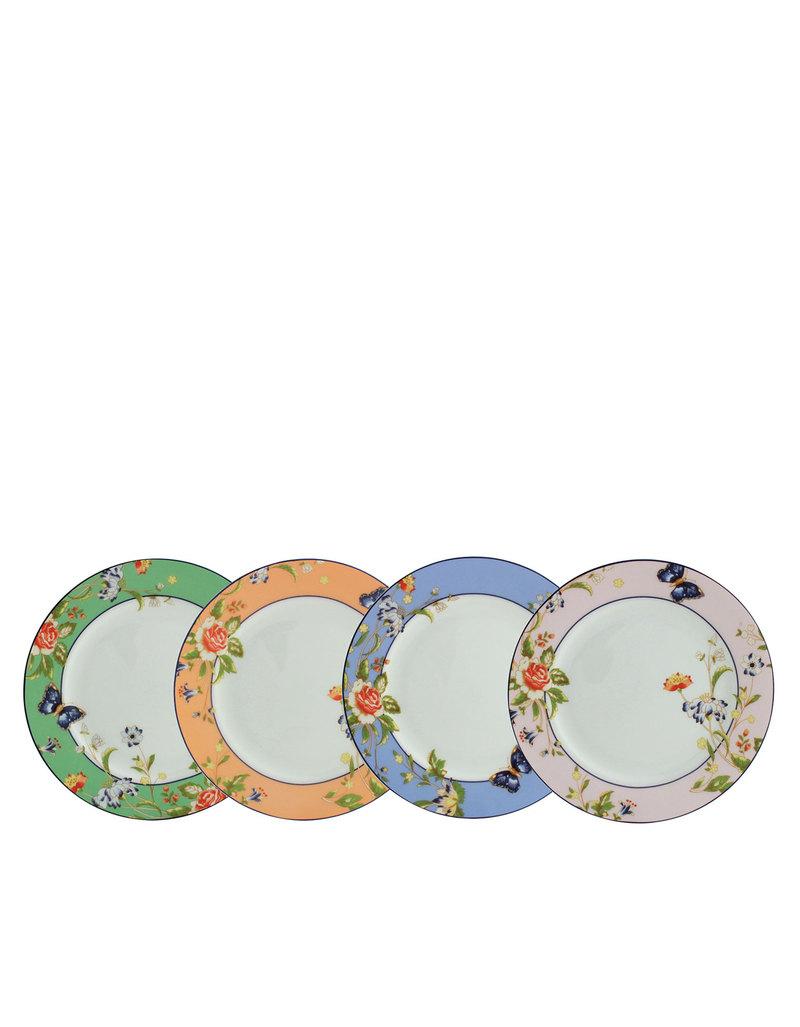 Aynsley Cottage Garden Side Plates [Set of 4]  sc 1 st  Virgin Megastore & Aynsley Cottage Garden Side Plates [Set of 4] | Tableware | Cooking ...