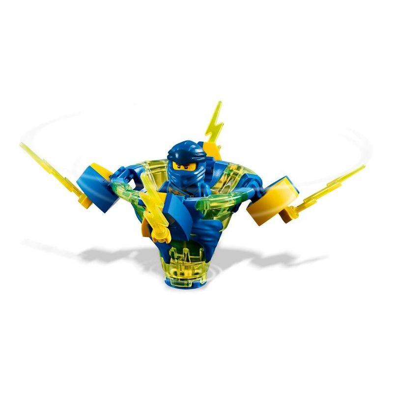 Lego Ninjago Spinjitzu Jay