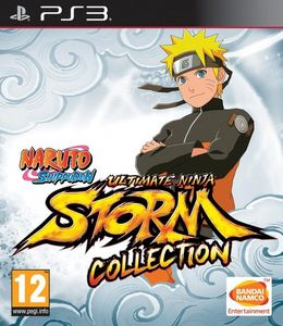 NARUTO SHIPPUDEN: Ultimate Ninja STORM - Collection
