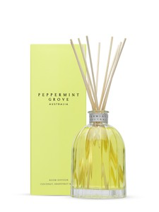 Peppermint Grove Coconut Grapefruit & Lime Diffuser 200ml