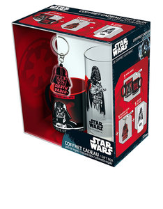 Abystyle Star Wars Pack Vader [Mini-Mug + Keyring + Glass]