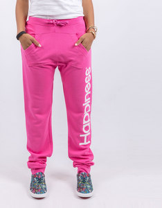 Happiness Turca Fuxia Sweatpants