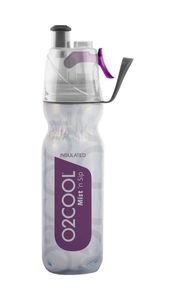 O2Cool Arcticsqueeze Mist N Sip Purple 20 oz