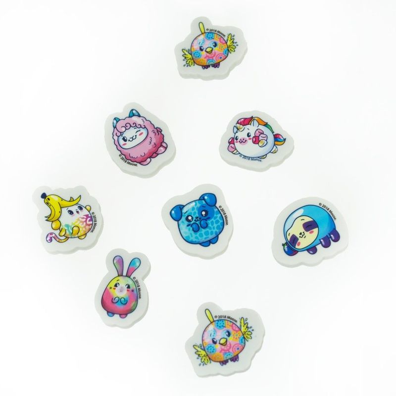 Pikmi Pops Erasers [Set of 8]