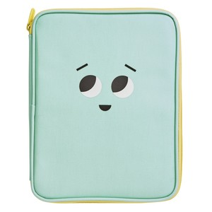 Kikki.K Stationery Organiser Smile Mint