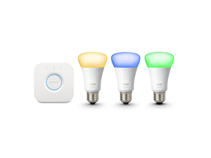 Philips E27 Hue White & Color Ambiance Starter Kit