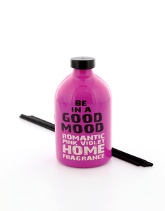 Big Reed Good Mood Diffuser Pink Violets 100ml