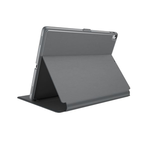 Speck Balance Folio Stormy Grey/Charcoal Grey With Magnet For iPad 9.7 Inch