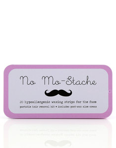 No Mo Stache Portable Hair Removal Kit