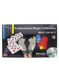 Oid Magic Best Of No1-3 Tricks And Illusions +DVD