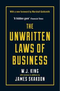 Unwritten Laws Of Business