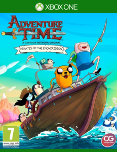 Adventure Time: Pirates of the Enchiridion [Pre-owned]