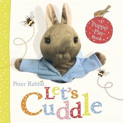 Peter Rabbit Let's Cuddle