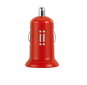 Aiino Usb 1A Red Car Charger