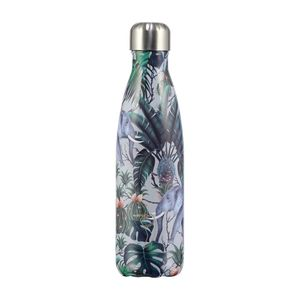 Chilly's Bottles Tropical Elephant Water Bottle 500ml