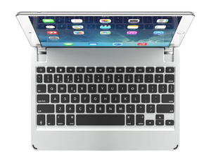 Brydge Series II Silver Wireless Keyboard for iPad 10.5-Inch EngIIsh