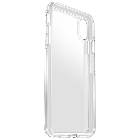 sale retailer a5842 279b8 OtterBox Symmetry Clear Case for iPhone XS Max
