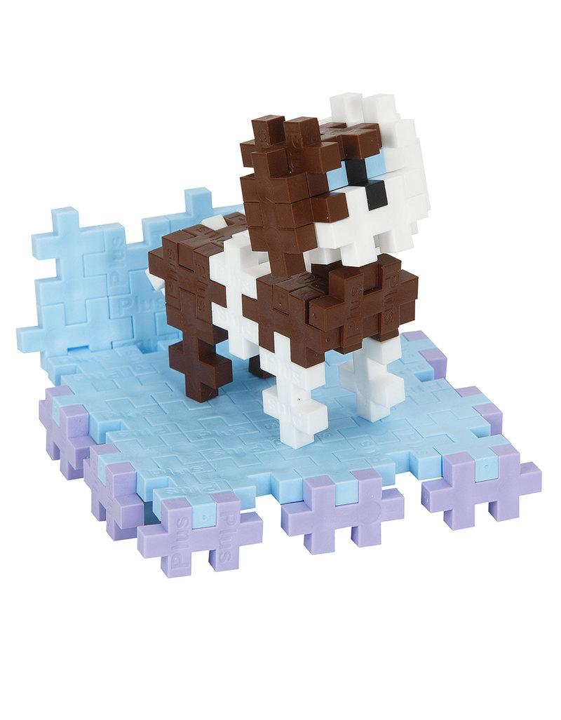 plus plus mini pastel pets building blocks 170 pcs. Black Bedroom Furniture Sets. Home Design Ideas