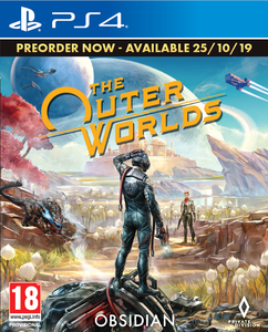 The Outer Worlds PS4 [Pre-order]