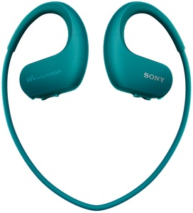 Sony NW-WS413 4GB Blue Waterproof Walkman MP3 Player