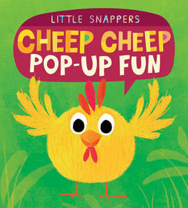 Little Snappers Cheep Cheep Pop Up Fun