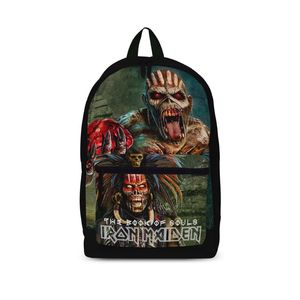 Iron Maiden Book of Souls Classic Backpack