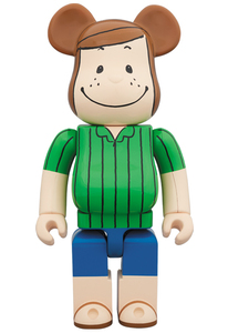 Bearbrick Peppermint Patty 400 Percent Figure
