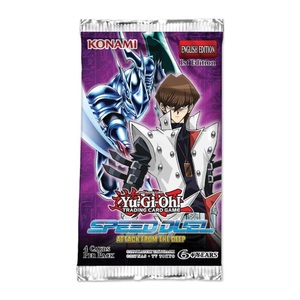 Yu-Gi-Oh! TCG: Speed Duel Attack from the Deep Booster Cards