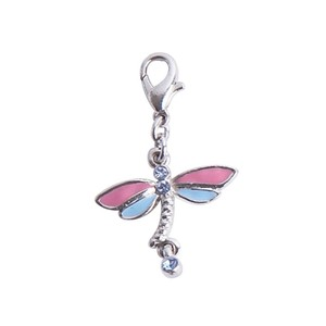Bombay Duck Dragonfly Diamante Charm
