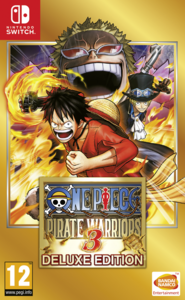 ONE PIECE: PIRATE WARRIORS 3 - Deluxe Edition [Pre-owned]