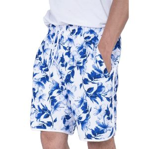 Cayler & Sons Wl Trop Cher Micro Fiber Men's Shorts White/Blue