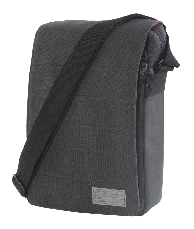 Hex Supply Coll Bag Charcoal Canvas Mb Air 11