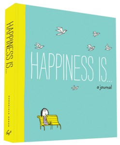 Happiness Is Flexi Journal