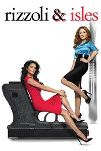 Rizzoli & Isles: Season 7 [3 Disc Set]