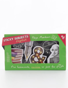 Sticky Subjects English