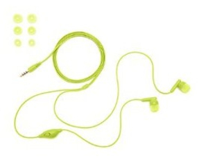 Griffin Tunebuds Green Earphones