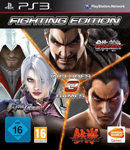 Fighting Edition W/Artbook Ps3