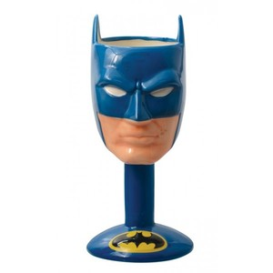 Monogram Batman Ceramic Goblet 300ml