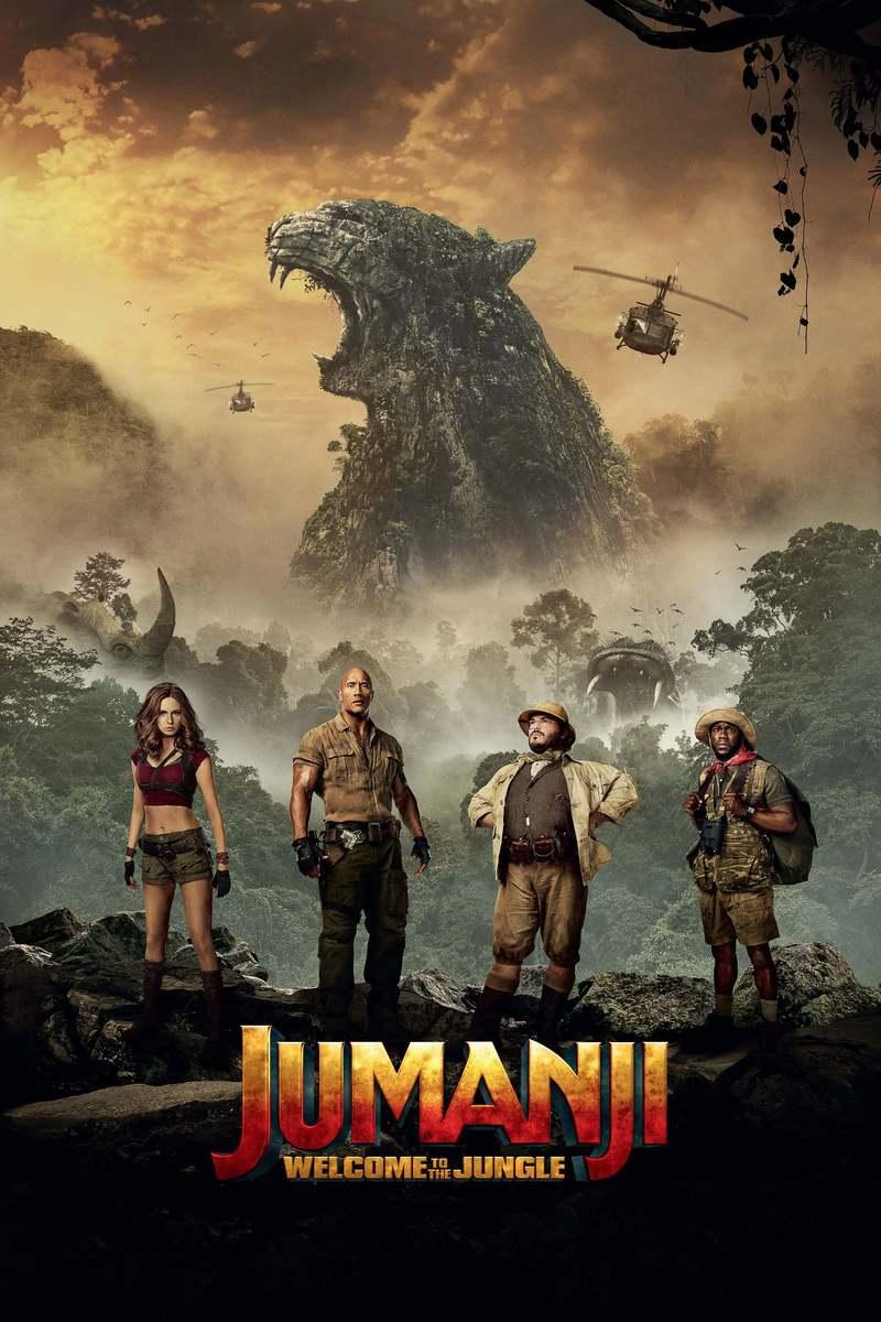 Резултат с изображение за jumanji  welcome to the jungle