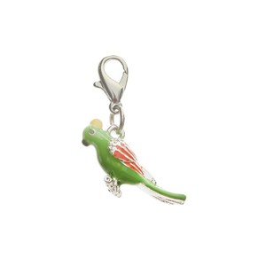 Bombay Duck Polly Parrot Charm