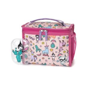 Zip & Zoe Llama Zipped Lunch Bag & Ice Pack