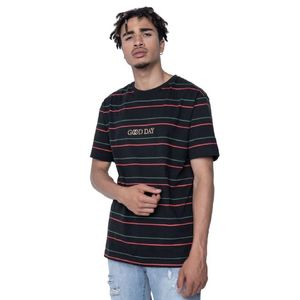 Cayler & Sons Wl Good Day Stripe Men's T-Shirt Black