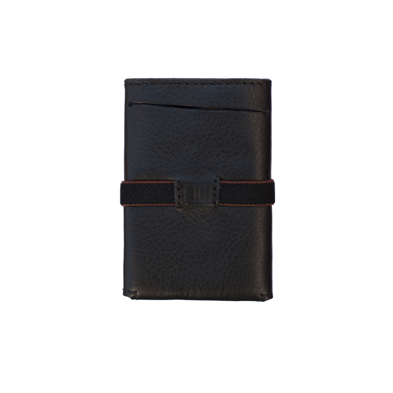Double 00 New York Black/Brown Wallet
