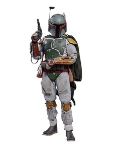 Sideshow Star Wars Boba Fett Sixth Scale Figure [Deluxe Version]