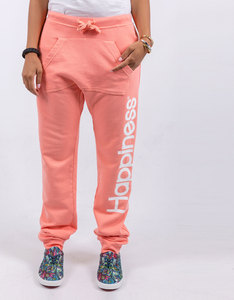 Happiness Turca Coral Sweatpants